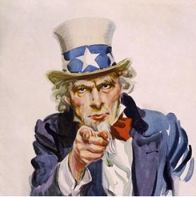 Uncle Sam in Leslie's Illustrated Newspaper