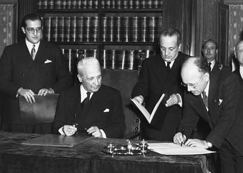 22 Dicembre 1947- Approvata la Costituzione della RepubblicaItaliana