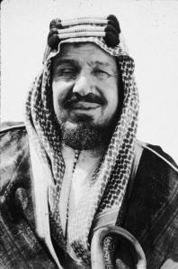 Abd al-Aziz dell'Arabia Saudita