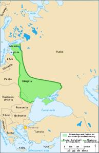I territori persi dalla Russia con il Trattato