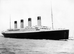 Il transatlantico Titanic